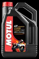 MOTUL 7100 SYNTHETIC OIL 10W-40 4-LI TER 104092