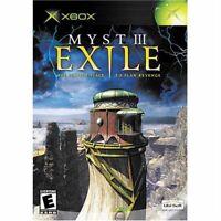 [XBox] Myst III: Exile
