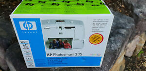 HP Compact Photosmart 335 Photo printer, original packaging