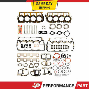 MLS Head Gasket Set for 2011-2014 Ford F250 F350 F450 6.7L DIESEL 32V OHV