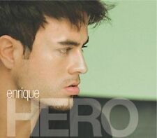 ENRIQUE IGLESIAS - HERO - CD MAXI PROMO JEWEL CASE 2 TITRES 2001