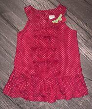 Gymboree Cherry Cute Polka Dot Ruffle Shirt ~ Size 3 ~ LN Condition