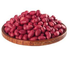 Natural Raw Redskin Peanuts Nutrition Seeds Ground Nuts 7oz/ 200g Ceylon Quality