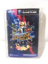 Nintendo Gamecube used game Star Fox Adventure F/S japan