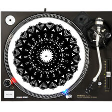 Portable Products Dj Turntable Slipmat 12 inch - Bpm Tempo Gods