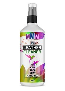 30ML Leather cleaner Leather conditioner  Leather restorer Bags, Sofas UK