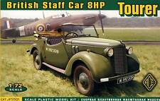 Ace British staff car 8hp Tourer cabrio 1:72 nuevo embalaje original sugerencia modelo-kit France