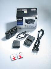 Gebrauchte Sony Cyber-shot DSC-HX20V 18.2 MP Digitalkamera - Schwarz
