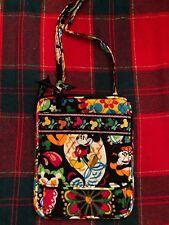 Vera Bradley Mini Hipster Crossbody Bag Disney Midnight With Mickey NWT