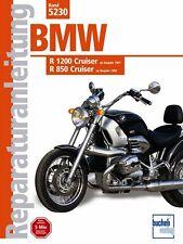 BMW R 1200 850 Cruiser Reparaturanleitung Reparatur-Handbuch Reparaturbuch Buch