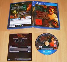 The Wolf Among Us - A Telltale Games Series Sony Playstation PS4 NUEWERTIG PAL