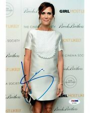 Kristen Wiig Signed Authentic Autographed 8x10 Photo PSA/DNA #X11884