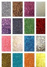 100g GLITTER CRYSTALS FOR WALLS ADD TO PAINT/VARNISH/EMULSION ADDITIVE  0.6mm