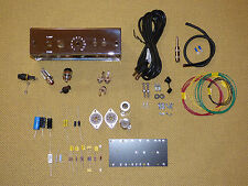 5F1 TWEED CHAMP CHASSIS & TUBE AMP PARTS KIT, Switchcraft, Mallory, Carbon comp