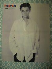 Leonardo DiCaprio / Spice Girls Magazine Poster