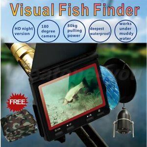 Unterwasser Fisch Finder Detektor 720P X6C HD Nacht 30M Visuelle LCD-Videokamera