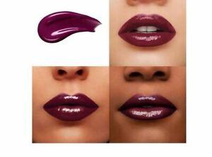 Lancome L'Absolu Lacquer Longwear Lip Color #490 'Not Afraid' Purple Full Sz NIB