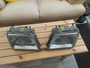 MERCEDES SL R129 Head Lights Left and Right
