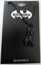 Batman Batmobile Dc Comics Necklace Nwt