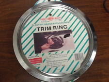 "8"" CHROME TRIM RING R8-GE"