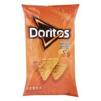 Doritos Nacho Cheese Tortilla Chips Crisps 185G