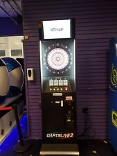 Darts Live Soft Coin Op  Electronic Dartboard