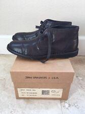John Varvatos Hipster Chukka Boots Dark Brown 7.5 Men's $198 MSRP