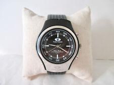 Montre Quartz Time Force SL/EL 1033M. Rétroéclérage de l'Ecran