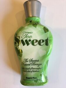 TOO SWEET- THE SWEETEST NATURAL BRONZER TANNING LOTION by SUPRE