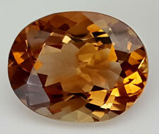 8.50 CT NATURAL TOPAZ GEMSTONE OF PAKISTAN IGCNT72, VVS CLARITY, 14X11X7MM.