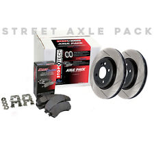 STOPTECH Performance Brake Rotors+Pads Kit for Honda 00-09 S2000 937.40533