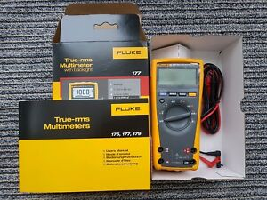 Fluke 177 TRMS multimeter