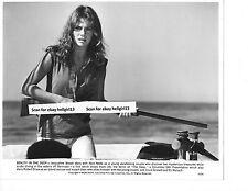 JACQUELINE BISSET #5 THE DEEP GLAMOUR ORIGINAL VINTAGE glossy b&w movie photo