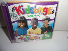 KIDSONGS SING ALONG MUSIC CD-BRAND NEW (SEALED) 12 SONGS