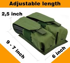 Russian Pouch Case molle pals green mag olive tactical Paintball airsoft bag od