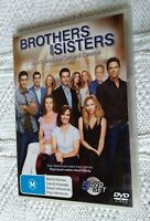 Brothers And Sisters : Season 2 (DVD, 5-Disc) R-4, LIKE NEW, FREE POST AUS-WIDE