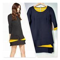 [ COP-COPINE France ] Womens Tesis Robe / Dress | Size EUR 36 or AU 8 / US 4