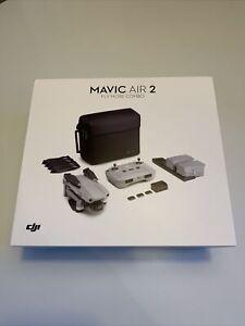 DJI Mavic Air 2 Fly More Combo Camera Drone 5 Months DJI Care Refresh Remaining