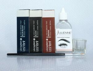 Salon System Eyelash Eyebrow Tint 15ml - Many Option to Choose From