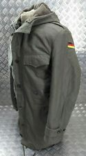 Genuine Vintage German Army Issued NATO Scooter Lined Parka Size GR 6 NEBY12