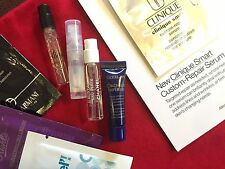 LOT CLINIQUE KIEHL'S CHANEL GUERLAIN ARMANI Perfumes Cream Serum NEW!