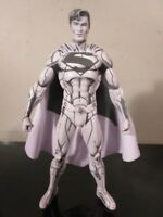 DC Collectibles DC Comics Blueline Edition Superman by Jim Lee Action Figure Loo