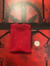 Hot Heart X-Men Origins:Wolverine Wade Wilson Red Shirt loose 1/6th scale