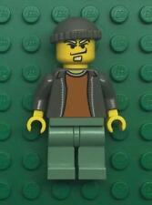 Lego Criminal Minifig Lot: Spiderman 4850 bad guy city town