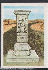 FKS 1978 Sticker - According To Guinness - No 204 - The City of Jericho