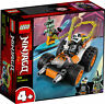 71706 LEGO NINJAGO Cole's Speeder Car 52 Pieces Age 4 Years+