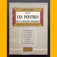 AVEC LES PEINTRES DE LA RÉALITÉ POÉTIQUE Gisèle D'Assailly 1949