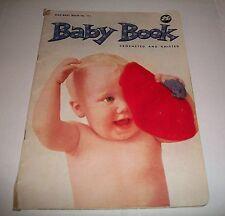 VINTAGE PATTERN LEAFLET STAR BOOK CROCHET KNIT BABY BOOK III