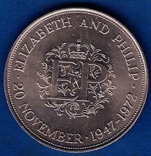 Elizabeth and Philip 20 November 1947-1972.Commemorative Coin EP !