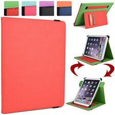 Universal 11.6 inch Tablet Rotation Folio Folding Case Cover MU12VT-1